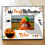 My First Halloween Printed Frame - Tressa Gifts