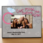 Last Fling Personalized Printed Picture Frame - Tressa Gifts