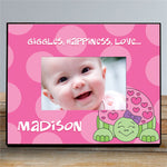 Pink Turtle Picture Frame - Tressa Gifts
