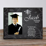 Personalized Graduation Blessing Printed Frame - Tressa Gifts