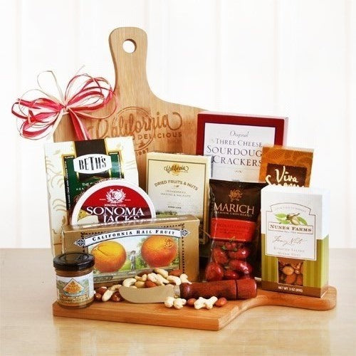 Gourmet Cutting Board for Dad - Tressa Gifts