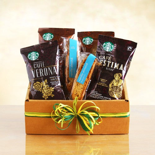 Starbucks Sampler - Tressa Gifts