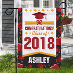 Personalized Class Of...Garden Flag - Tressa Gifts