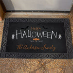 Personalized Happy Halloween Doormat - Tressa Gifts