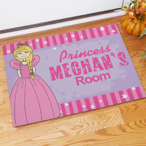 Personalized Princess Children's Doormat - Tressa Gifts