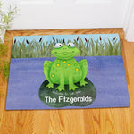 Personalized Welcome to Our Pad Doormat - Tressa Gifts