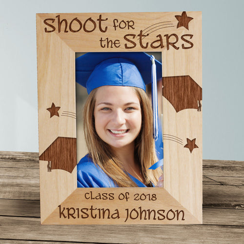 Graduation Wood Frame - Tressa Gifts