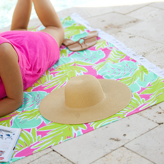 Totally Tropics Sun Blanket
