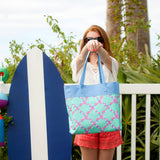 Monogrammed Tote - Tressa Gifts