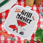 Personalized Grill Master Hot Pad - Tressa Gifts