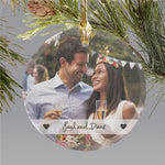 Couples Best Photo Ornament - Tressa Gifts