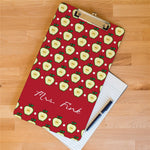 Personalized Teacher's Apple Clipboard - Tressa Gifts