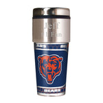 NFL Travel Tumbler with Metallic Wrap - Tressa Gifts