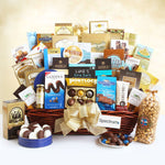 Super Gigantic Gourmet Basket - Tressa Gifts