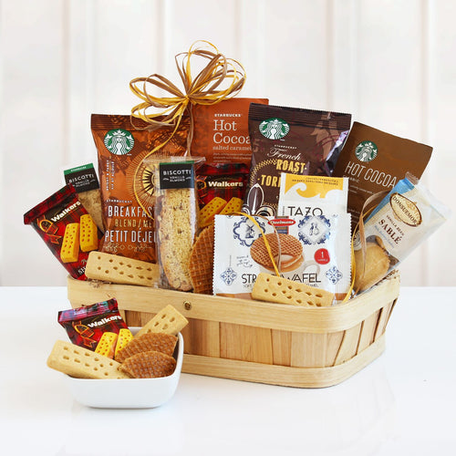 Starbuck's Crate for Dad - Tressa Gifts