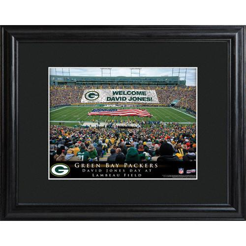 NFL Stadium Print - PACKERS - Tressa Gifts