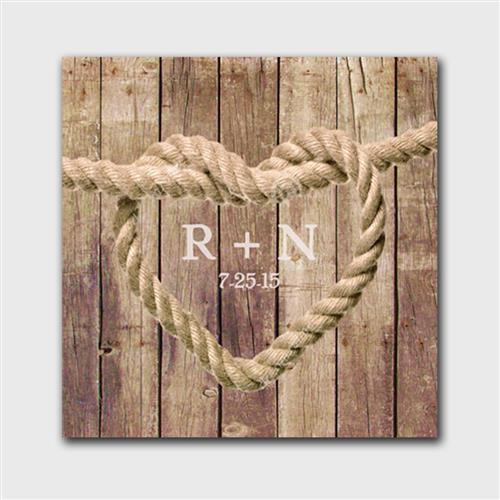 Knot Canvas Signs - Tressa Gifts