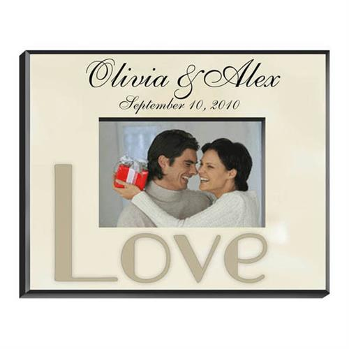 Parchment Love Picture Frame - Tressa Gifts