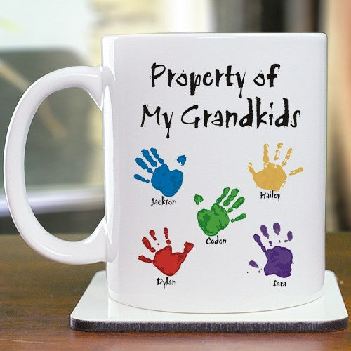Property of Personalized Mug - Tressa Gifts