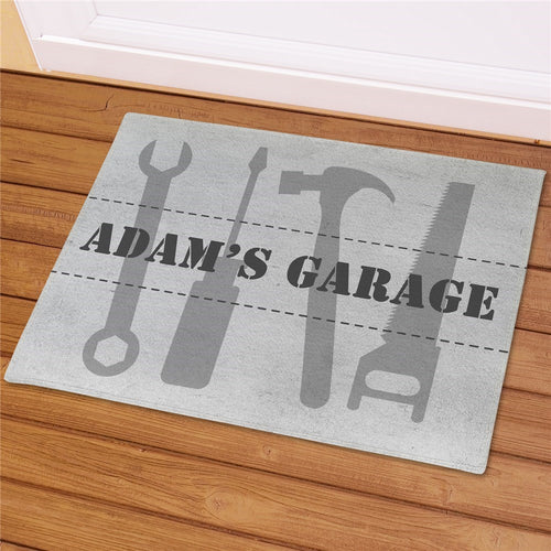 Personalized Tools Doormat - Tressa Gifts
