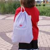 Embroidered Icon Sports Bag - Tressa Gifts