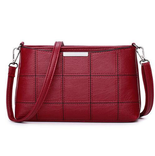 Women Female Shoulder PU Leather Cross body Bags