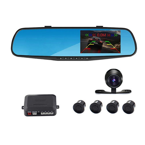 Quality rear view mirror car video recorder model: PZ621 - mercy-abounding