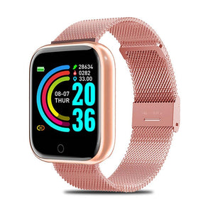Smart Watch Man Woman 2020 Android Fitness Bluetooth Bracelet Whatch Sport wach Smartwatch Watches Kids Smart Watch Men Women