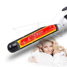 Professional LCD Hair Curler Adjustment Temperature Hair Curl Irons Curling Wand Roller Hair Styling Tools Dropshipping 20#