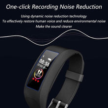 1080P HD Slim Wearable Mini DV Camera Voice Video Recording Audio Recorder Smart Band Watch Bracelet