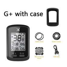 XOSS Bike Computer G Plus Wireless GPS Speedometer Waterproof Road Bike MTB Bicycle Bluetooth ANT+ with Cadence Cycling Computer