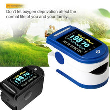Medical Household Digital Fingertip pulse Oximeter Blood Oxygen Saturation Meter Finger  OLED SPO2 PR Monitor health Care
