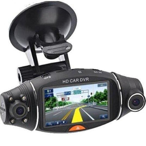 "Best Car DVR Camera R310 2.7"" FHD 1080P NT96650 140 Degree DVR Video Recorder Detection With IR Night Version"