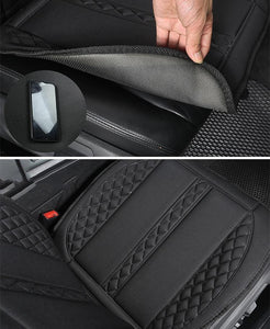 Universal Heated Car Seat Cushion Cover Auto 12V Heating Heater Warmer Pad Winter Car Seat Heated Seat Pad Heating Mats Non-Slip