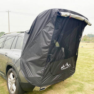 Multifunctional Car Trunk Tent Sunshade Rainproof Rear Tent Simple Motorhome For Self-driving Tour Barbecue Camping