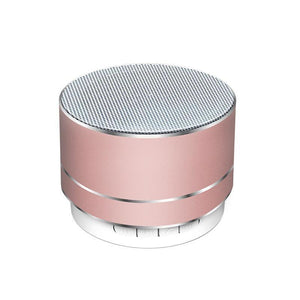 Rechargeable Portable Bluetooth Speaker Mini Wireless Speaker Music Audio TF USB AUX Stereo Sound Speaker Audio Music Player