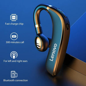 Quality Wireless Bluetooth Lenovo HX106  Ear Mount 1pcs ,  Headphones