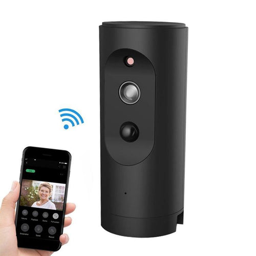 Indoor Wireless Security Camera, kitchen, Home Appliances - mercy-abounding