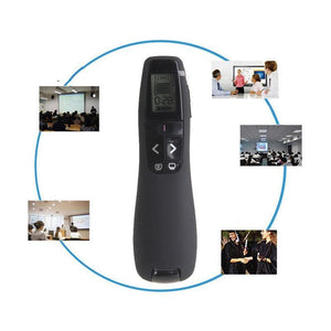 Remote Presenter Wireless Presentation R800 2.4Ghz USB, 1pcs: Stationary & Office Supplies - Mercy Abounding