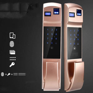 Quality Anti-theft Fingerprint Electronic Credit Card Lock, 1pcs, Kitchen - Mercy Abounding