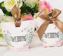 Wedding Candy Party Gift box Sugar Chocolate Bag - Mercy Abounding