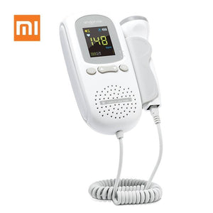 Xiaomi Portable Home Ultrasonic Heart Rate Fetal Baby Heart Rate Monitor - Mercy Abounding