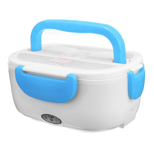 Portable Electric Heated Lunch Box Warmer, 1pcs: Cooking & Dinning