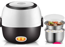 Portable Electric Rice Cooker Stainless Food Box, 1pcs: Cooking & Dinning - Mercy Abounding