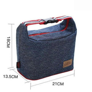 Portable Travel Food Heat Storage Bag Picnic,Kitchen - Mercy Abounding