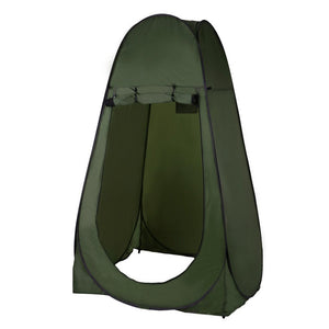 Tent Camping Shower Bathroom Toilet Changing Room Single Folding Tents - mercy-abounding