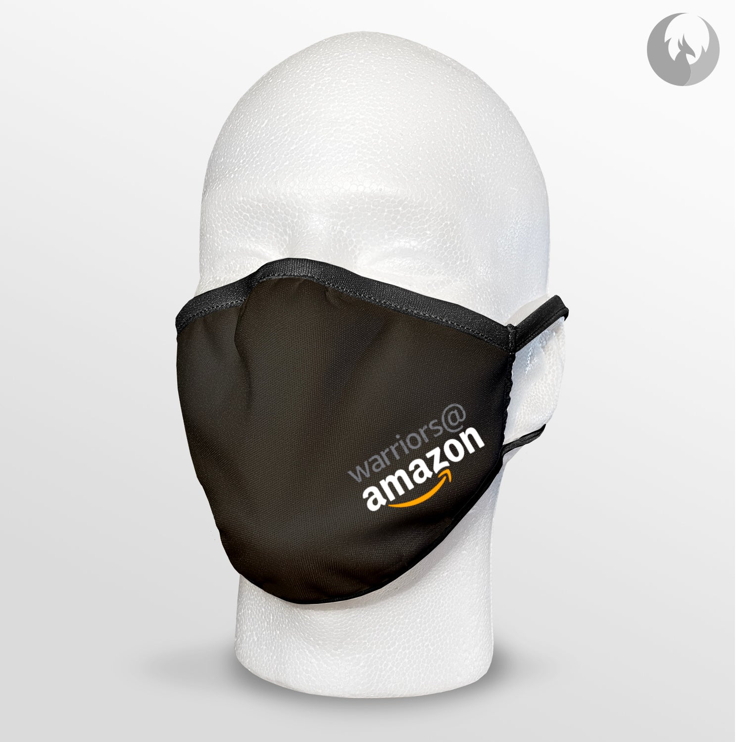 Amazon 3-Layer Personal Protective Face Mask