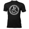 Wheelchair Mafia Tee T-Shirt from Oscar Mike Apparel