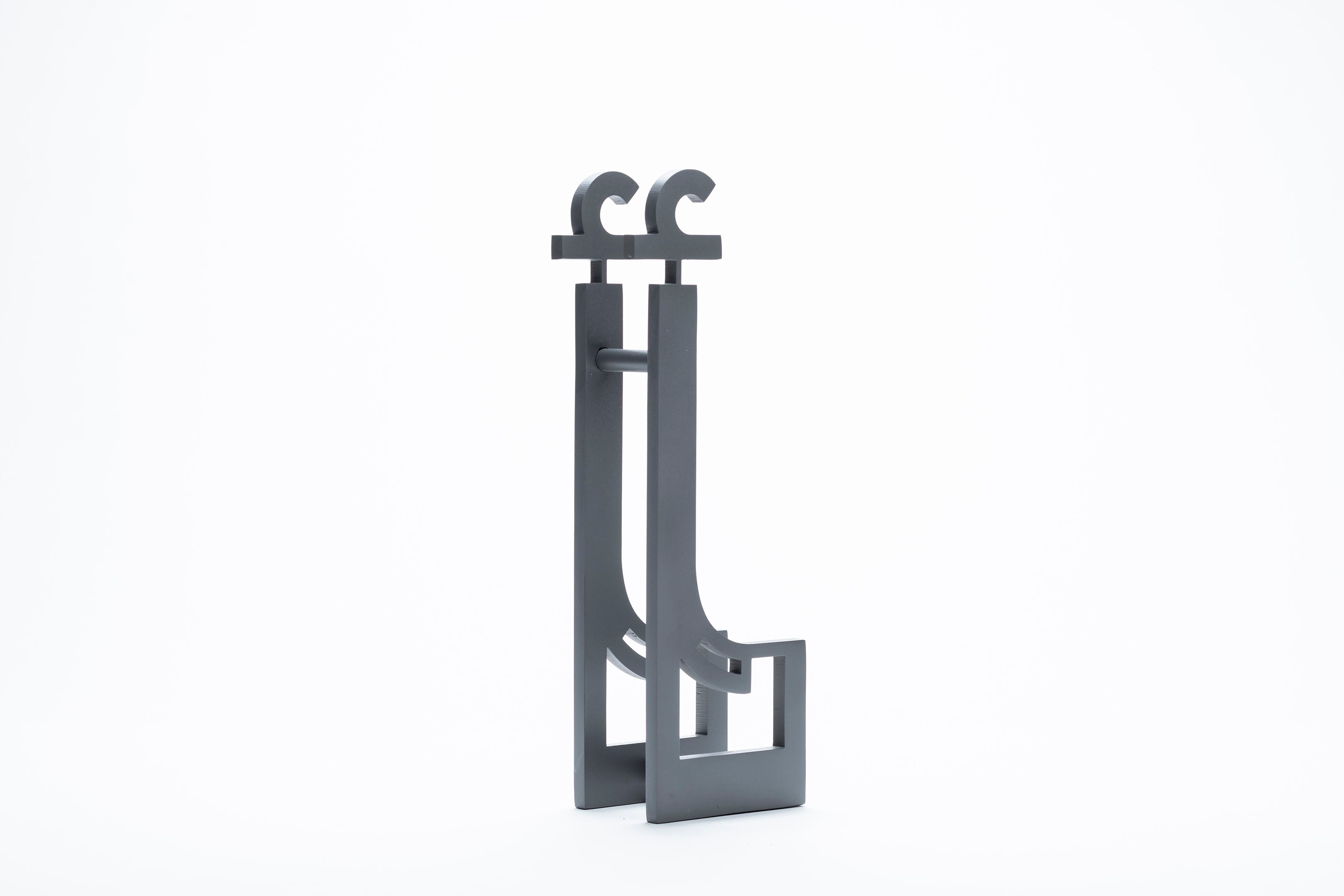 Letter Bookend - Alef