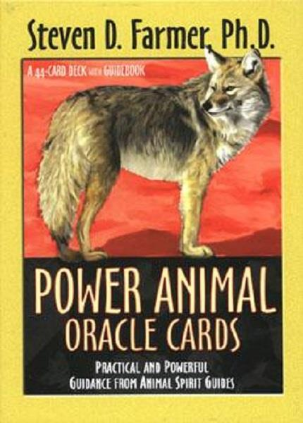 Power Animal Oracle Cards | Earthworks